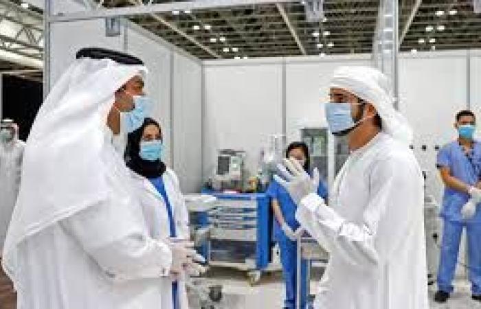 الإمارات تسجّل 2,631 إصابة جديدة بـ كورونا و15 وفاة