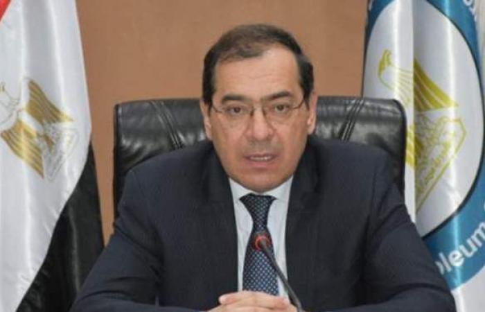 وزير البترول يناقش مشروع تموين السفن بالموانئ المصرية