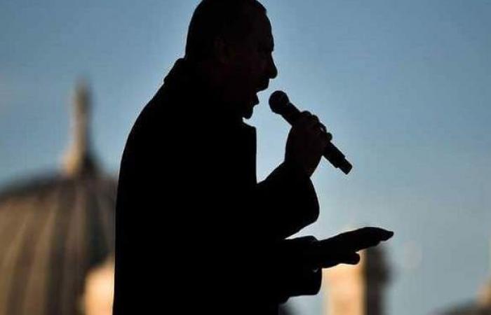 أوهام الخلافة.. خريطة تكشف مطامع أردوغان في المنطقة