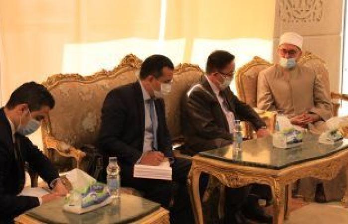 تبادل ثقافى وعلمى بين مجمع البحوث الإسلامية ودولة كازاخستان فى دعم المراكز البحثية
