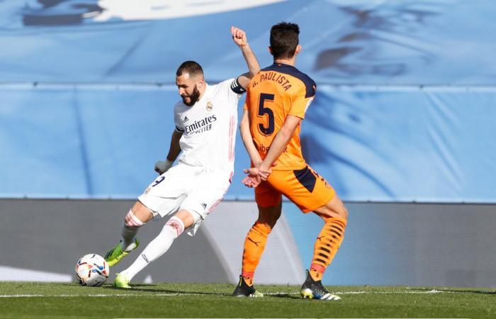 ريال مدريد يواصل صحوته على حساب فالنسيا