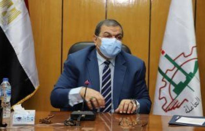 القوى العاملة تعلن تعيين 20 شابا والتفتيش على 129 منشأة بشمال سيناء