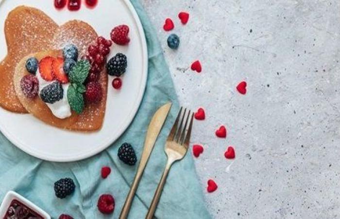 صحية ولذيذة.. وصفات غير تقليدية للاحتفال بـ عيد الحب