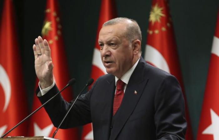 أردوغان: الجميع الآن أمام مفترق طريق... إما معنا أو يكون شريكا في الجرائم