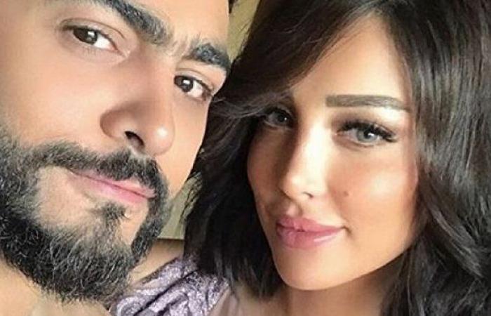 بعد رسالة حب... فيديو يكشف مفاجأة تامر حسني الرومنسية لزوجته... فيديو