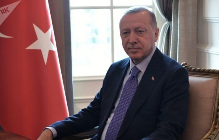 """أردوغان: سوريا وسنجار ليستا مكانا آمنا لـ""""بي كا كا"""" وندعو """"المغرر بهم"""" إلى الانشقاق"""