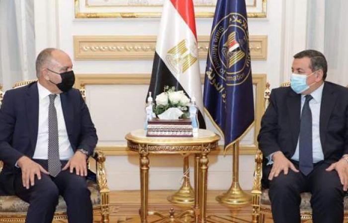 تأكيدًا لعمق علاقة الأردن ومصر.. هيكل يستقبل السفير الجديد بالقاهرة