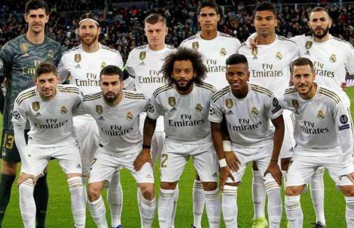 ريال مدريد يكشف آخر تطورات إصابة كارفاخال