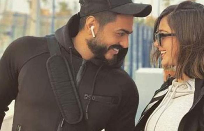تامر حسني لزوجته: حياتي صعبة وأنتِ أكبر من كده بكتير
