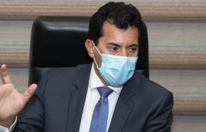 وزير الرياضة يزور ناديى الترسانة والشمس اليوم بعد نهائى مراكز شباب الجيزة
