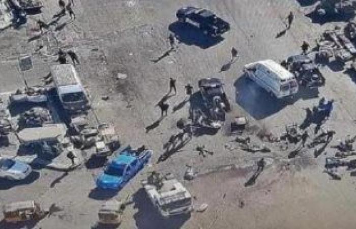 انفجار عبوة ناسفة استهدفت رتلا للتحالف فى اليوسفية جنوب بغداد