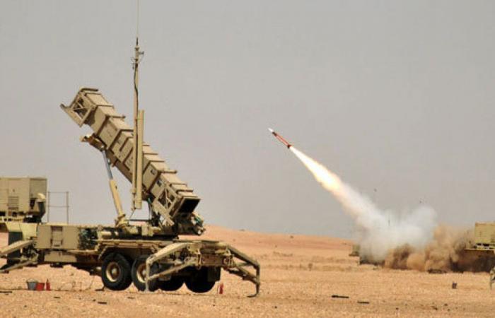 الدفاعات السعودية تعترض طائرة حوثية مفخخة أُطلقت باتجاه المملكة