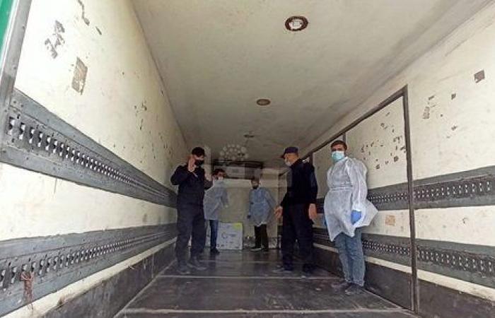 غزة تستقبل أولى جرعات لقاح سبوتنيك الروسي لعلاج كورونا