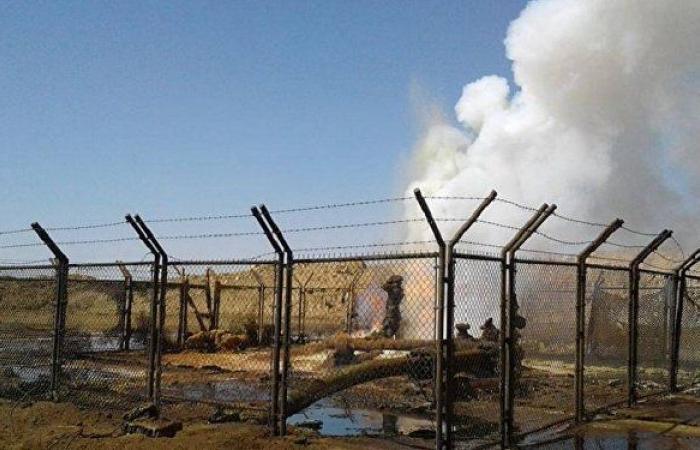الخارجية الإيرانية: الاحتلال الأمريكي يواصل نهب النفط السوري