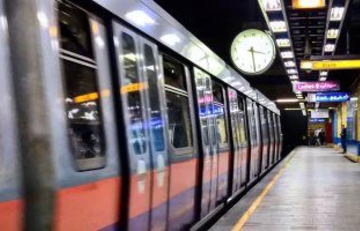 المترو يعلن إدخال أول قطار كورى جديد بالخط الثالث من إجمالى 32 متعاقد عليها الخدمة