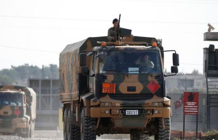 الدفاع التركية: القبض على 5 روس وليبي حاولوا دخول البلاد بطرق غير شرعية من سوريا