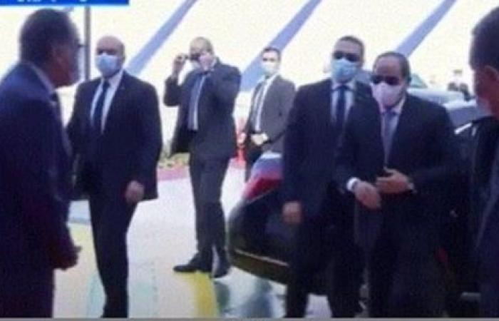 افتتاح الرئيس السيسي لعدد من المشروعات الصحية بالإسماعيلية يتصدر اهتمامات صحف القاهرة