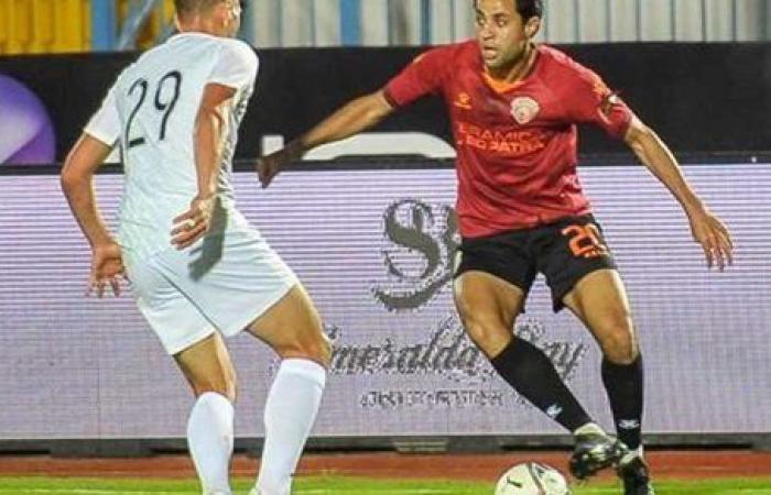 المربع الذهبي يحفز سيراميكا على الفوز أمام الاتحاد في الدوري