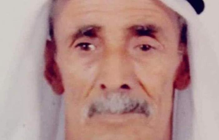 وفاة المناضل سليمان العوايضة الحاصل على نوط الامتياز من الدرجة الأولى