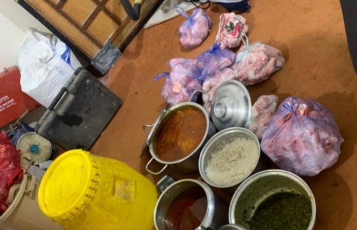 إغلاق مطعم يجهز المأكولات بسكن العمال في أحد رفيدة