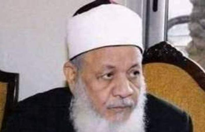 مفتي الجمهورية ينعى أحمد طه ريان عضو هيئة كبار العلماء