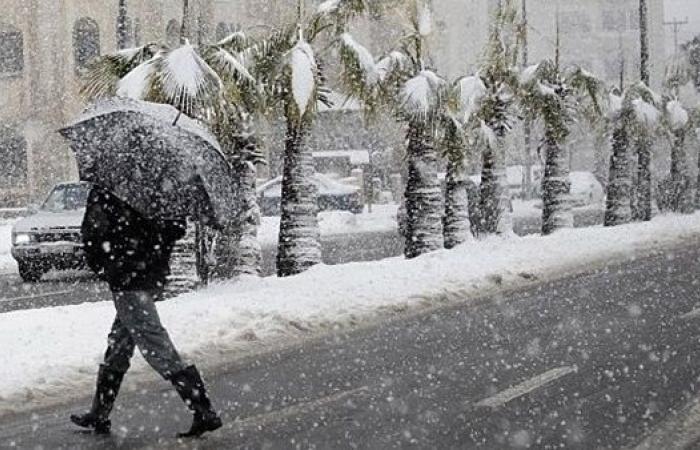 درجة الحرارة غدا.. الأرصاد تعلن: طقس شديد البرودة وثلوج