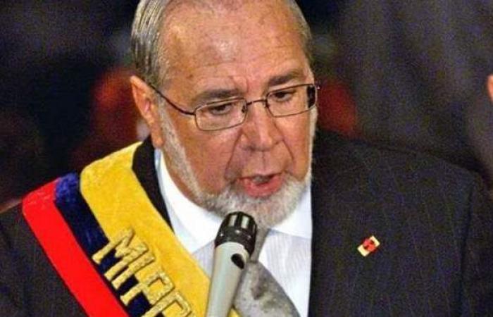 وفاة رئيس الإكوادور الأسبق جوستافو نوبوا.. والرئاسة تعلن الحداد الوطني