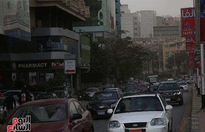 صور.. استمرار انخفاض الحرارة غدا وأمطار ونشاط رياح.. والصغرى بالقاهرة 7 درجات