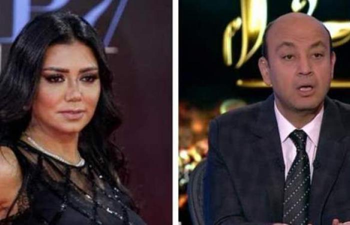 رانيا يوسف تتوجه بالدعاء للإعلامي عمرو أديب بعد تعرضه لحادث سير