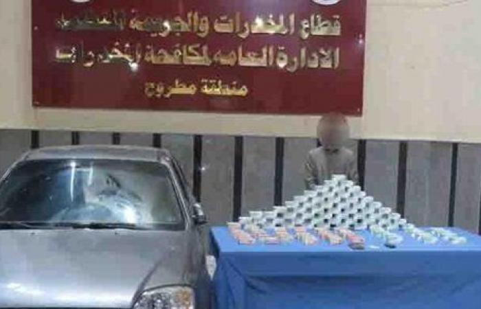 حملات أمنية مكبرة لضبط مروجى المواد المخدر بالقاهرة والجيزة