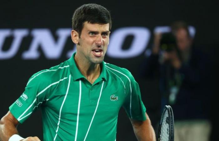 ديوكوفيتش إلى نهائي أستراليا المفتوحة بفوزه على الروسي كاراتسيف