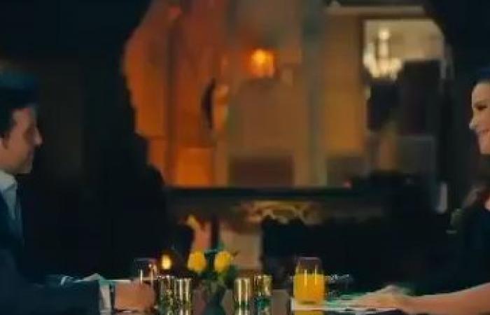 """هانى شاكر يطرح أحدث أغانيه """"بقالى كتير"""" مع كارول سماحة.. فيديو وصور"""