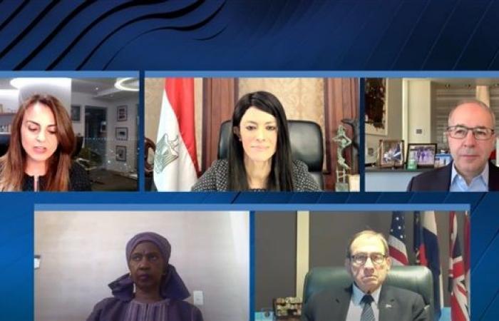 التعاون الدولي تبدأ التجهيز لانعقاد اللجنة العليا المصرية الأردنية