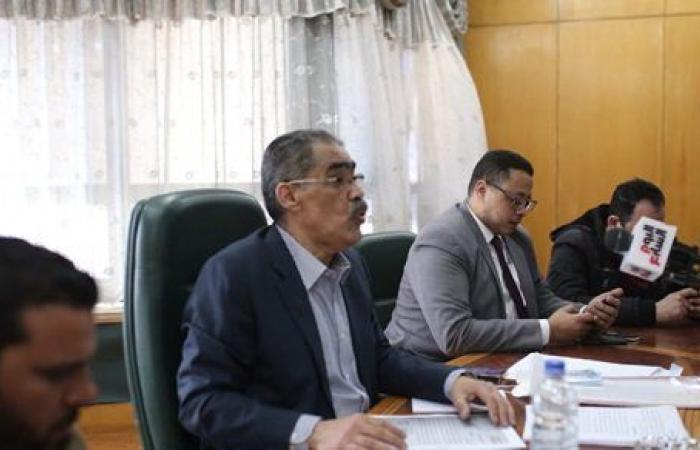 ضياء رشوان للصحفيين: هذا المجلس مُبتلى لأكثر من نصف المدة بسبب كورونا