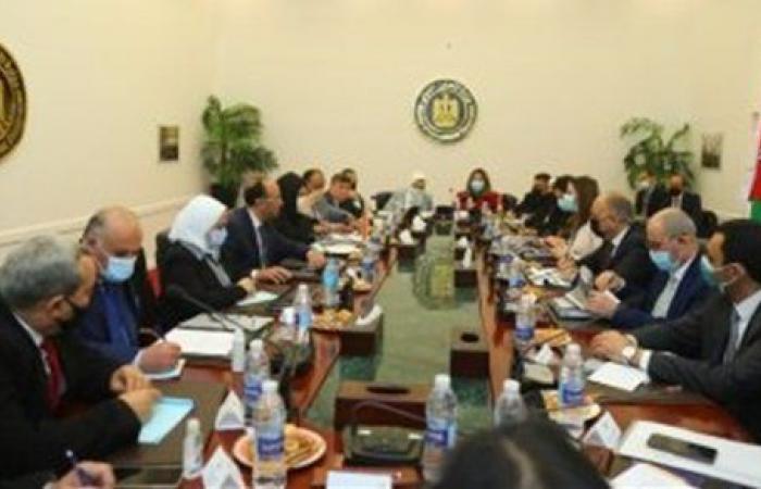 وزارة التعاون الدولى تطلق الاجتماعات التحضيرية لـ اللجنة العليا المصرية الأردنية