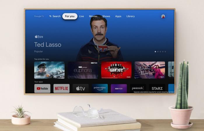 تطبيق Apple TV متوفر عبر Google Chromecast