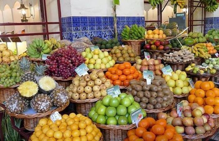 تعرف علي أسعار الفاكهة اليوم السبت 20-2-2021