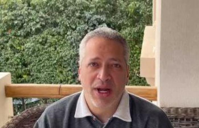 جنح مدينة نصر تحدد جلسة 20 مارس لمحاكمة تامر أمين فى اتهامه بإهانة أهل الصعيد