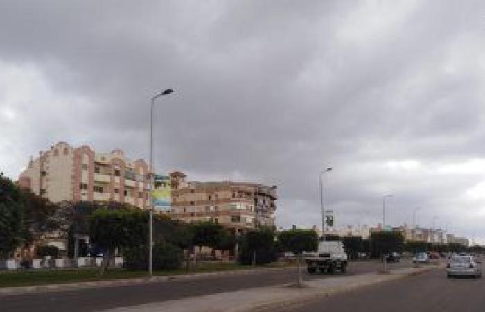 طقس شديد البرودة ليلا وأمطار بالسواحل الشمالية والصغرى بالقاهرة 9 درجات