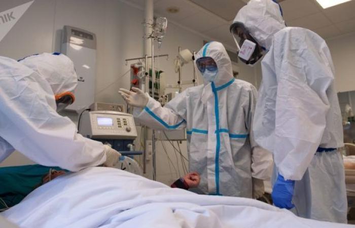 هزمت كورونا... أطباء روس ينجحون في علاج مسنة عمرها 100 عام