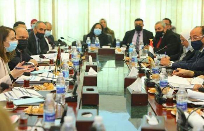 التعاون تبحث مشروع الربط الكهربائي بين مصر والأردن والعراق