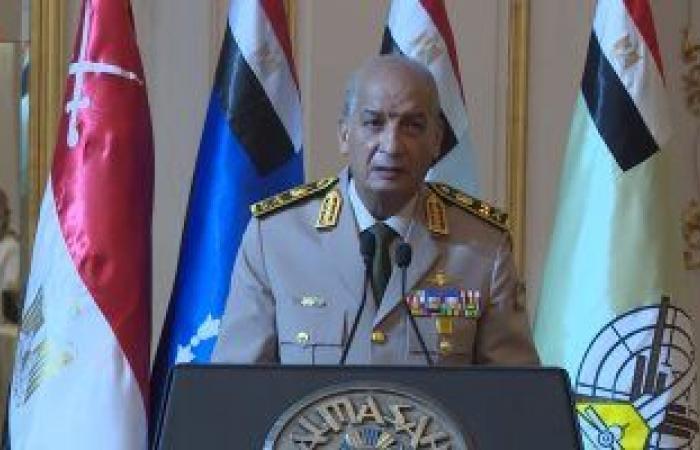 وزير الدفاع يتوجه للإمارات للمشاركة بمعرض الدفاع الدولى الـ15 (IDEX 2021)