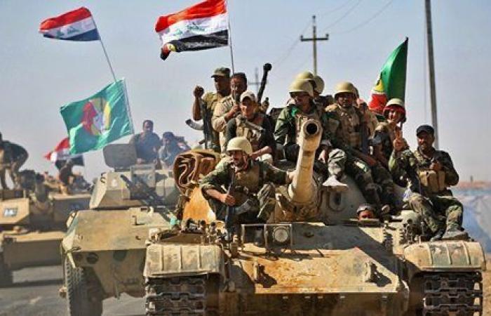 الدفاع العراقية: القبض على إرهابي والعثور على 4 صواريخ بمحافظتي كركوك ونينوي