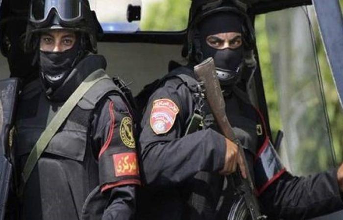 ضبط كميات من مخدر الشابو والهيروين في حملات أمنية بسوهاج