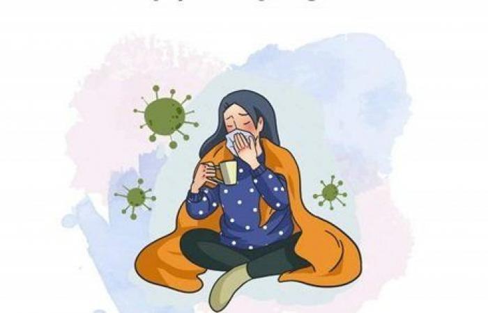 تعرف على التغذية السليمة والممنوعة في حالة نزلة البرد