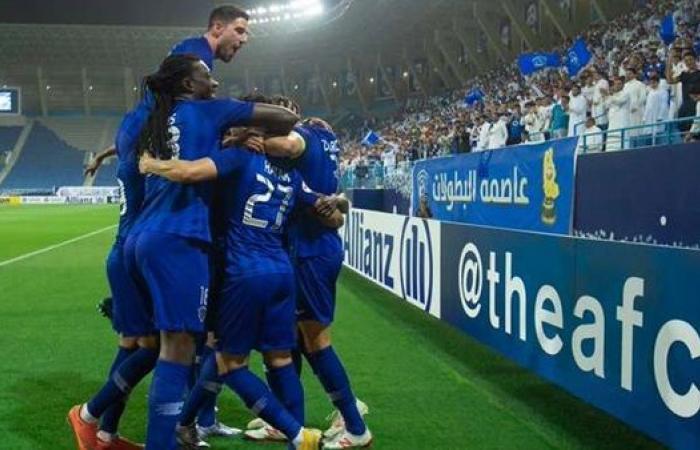 موعد مباراة الهلال والنصر في دوري الأمير محمد بن سلمان