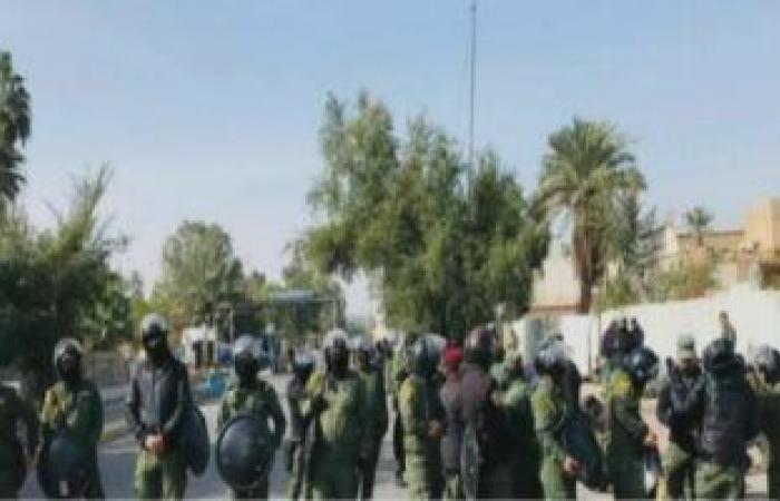 خلية الإعلام الأمنى: صواريخ أطلقت على المنطقة الخضراء بالعراق من منطقة حى السلام