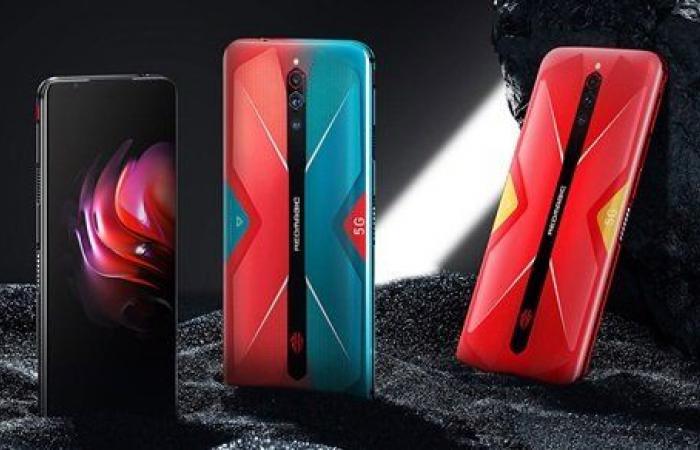 بسرعة شحن خارقة.. هواتف Red Magic 6 تشحن بنسبة 100% فى 10 دقائق فقط