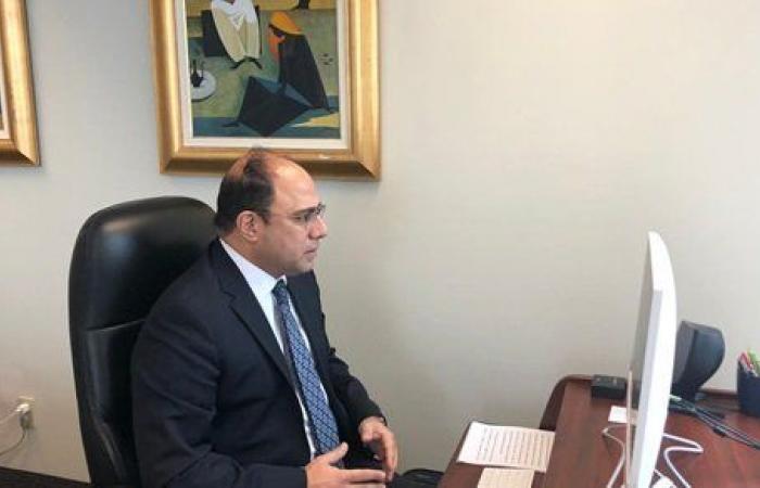 سفير مصر بـ كندا يشارك في مراسم افتتاح فرع جامعة رايرسون بالعاصمة الإدارية