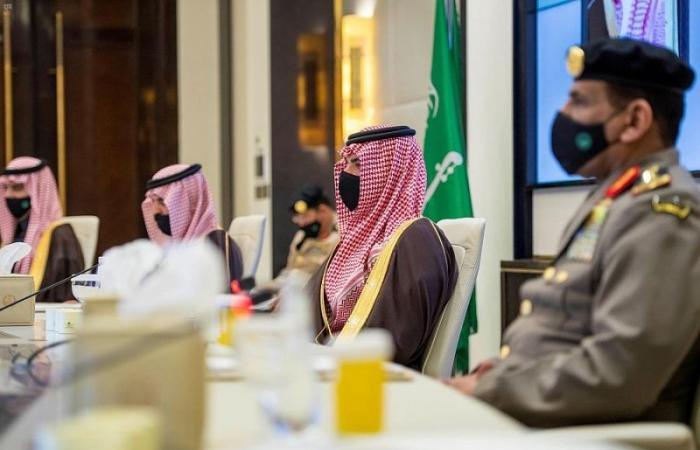 وزير الداخلية يبحث تعزيز التعاون مع نظيره العراقي في جلسة مباحثات رسمية